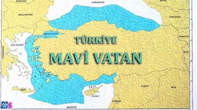 patria blu turchia