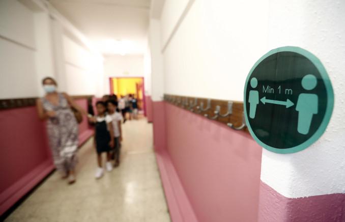 Rientro a scuola dopo l'emergenza coronavirus