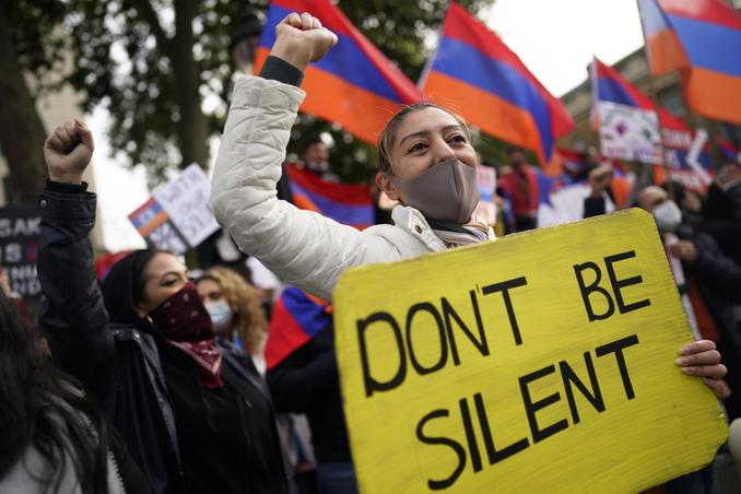 armeni protesta turchia