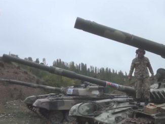 nagorno karabakh guerra