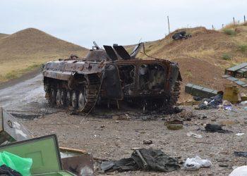armenia azerbaigian guerra