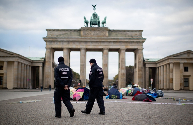 berlino germania migranti