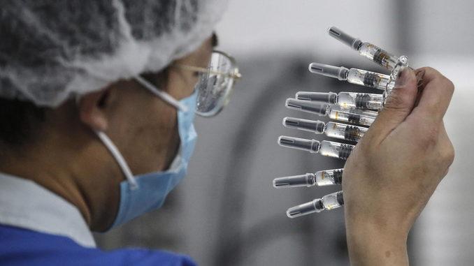 cina vaccino covid