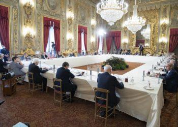 Assemblea plenaria del Csm presieduta da Mattarella