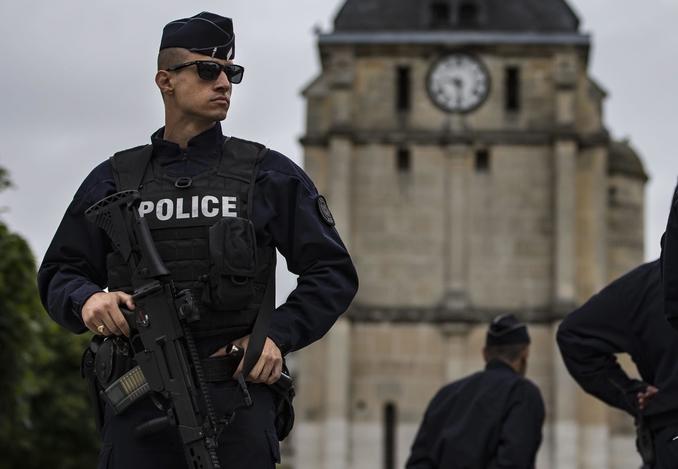 francia chiese cristiani