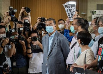Jimmy Lai convocato in tribunale a Hong Kong