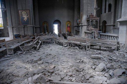 nagorno cattedrale armeni
