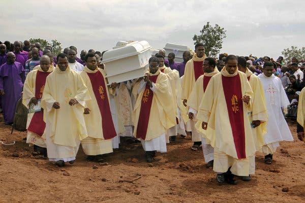 nigeria cristiani