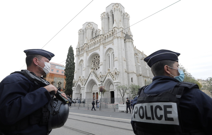 nizza francia attentato
