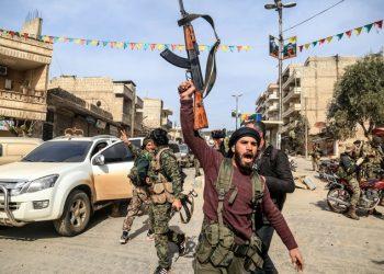 ribelli siria turchia