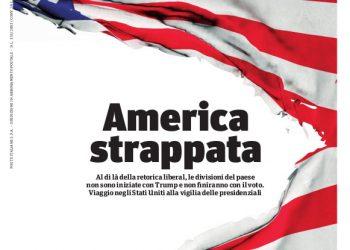 La copertina del numero di ottobre 2020 di Tempi