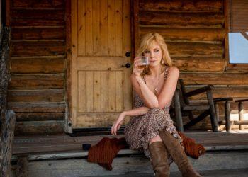 Kelly Reilly nella serie tv Yellowstone