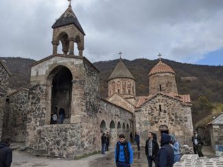 dadivank monastero armenia