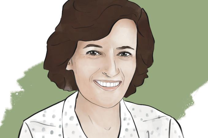 Emilia Vergani, illustrazione di Emanuela Giacca