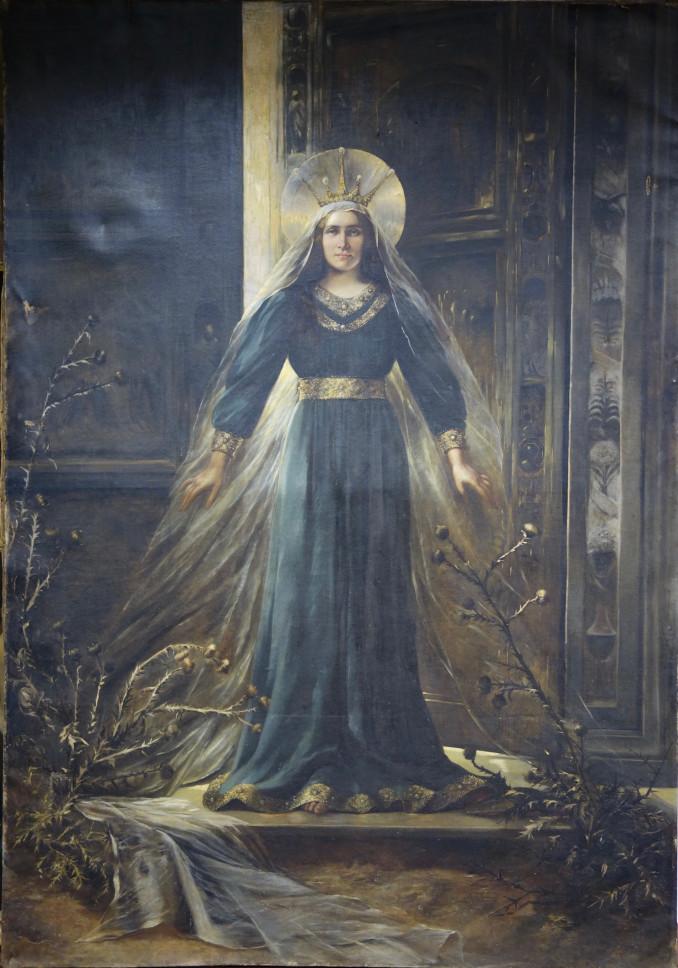 Emma Regis, Madonna del cardo