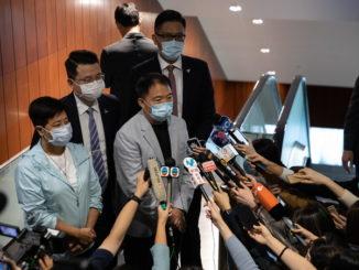 hong kong parlamento