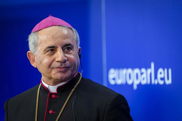 moussa mosul arcivescovo europa