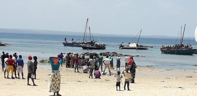 mozambico sfollati