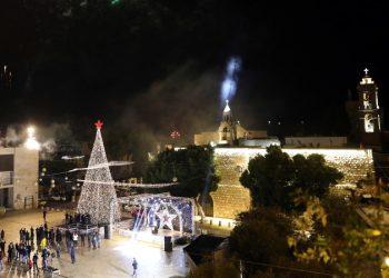 betlemme natale cristiani palestina