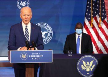 Joe Biden annuncia la nomina del generale Lloyd Austin a segretario della Difesa