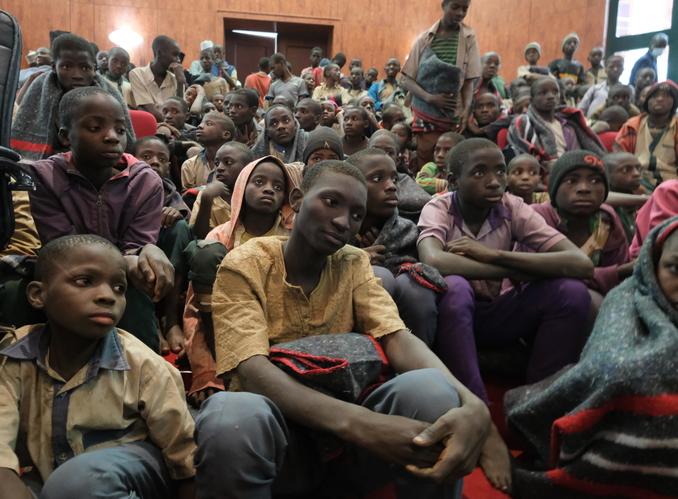 nigeria kankara katsina studenti