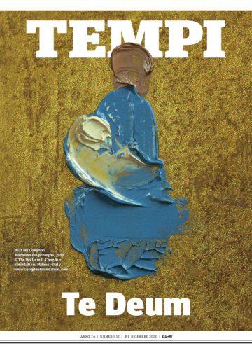 La copertina del dicembre 2020 di Tempi