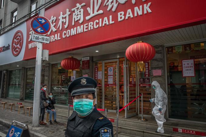 Ritorno alla vita a Wuhan dopo il lockdown contro il coronavirus