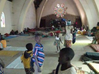 bouar sfollati centrafrica