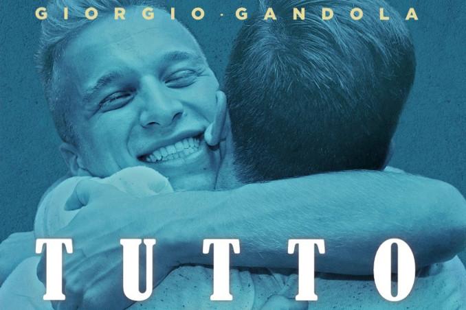 Immagine di copertina del libro di Giorgio Gandola su San Patrignano, Tutto in un abbraccio