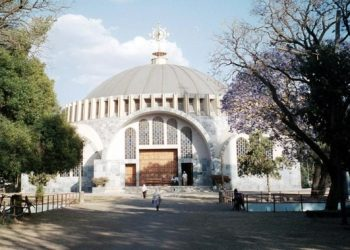 chiesa axum etiopia