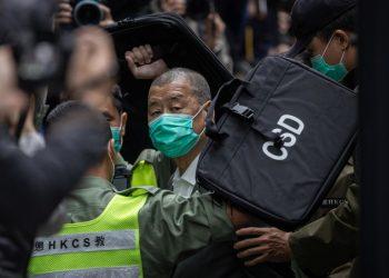 hong kong jimmy lai cauzione