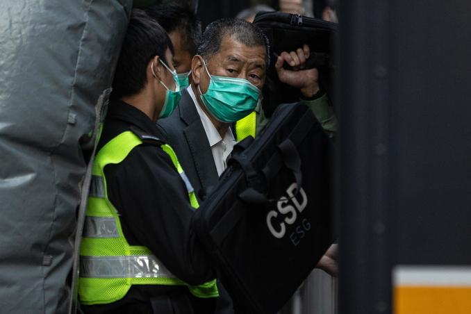 hong kong lai processo
