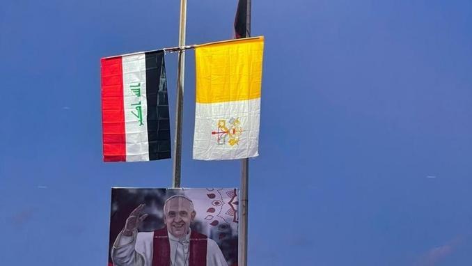papa iraq mosul