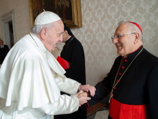 papa francesco sako iraq