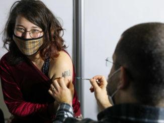Vaccinazione anti Covid-19 in Israele