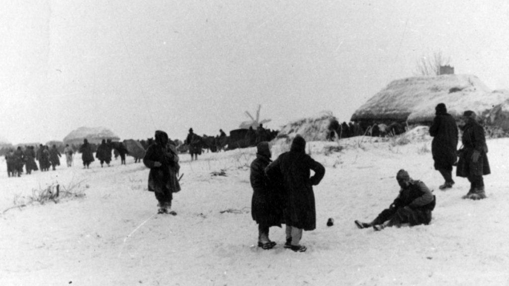 Alpini italiani in Russia nel 1943