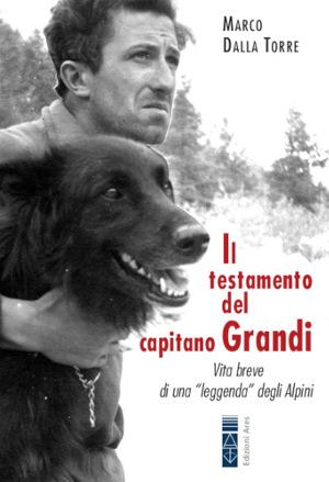 Copertina di Il testamento del capitano Grandi, libro di Marco Dalla Torre