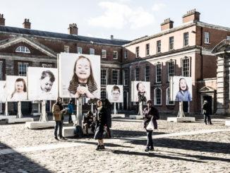 Mostra esposta a Dublino in occasione della Giornata mondiale della sindrome di Down nel 2015