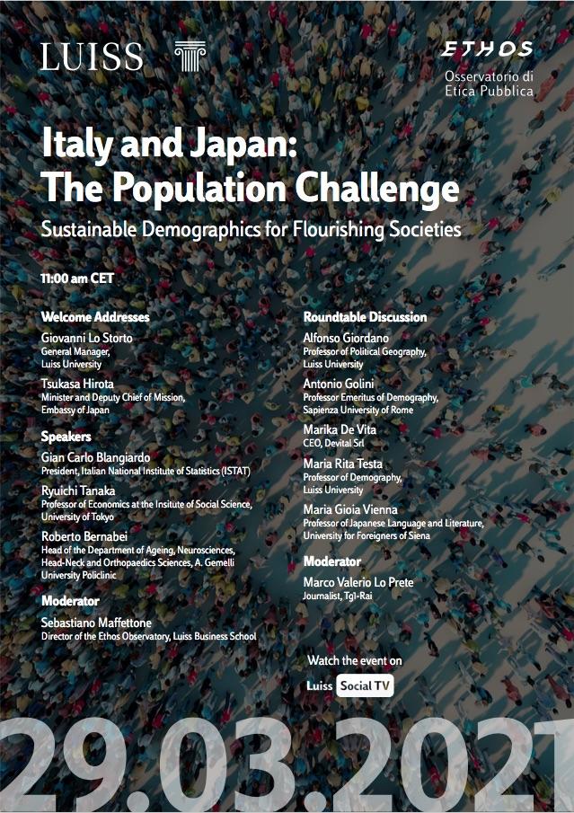 italia giappone la sfida della popolazione
