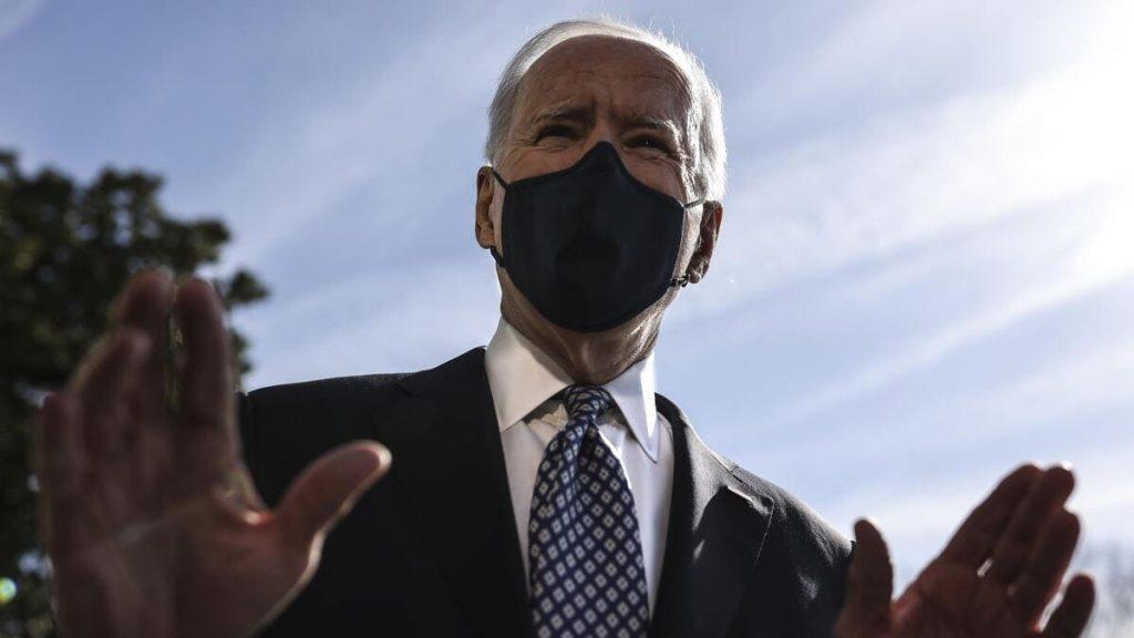 Joe Biden usa migranti