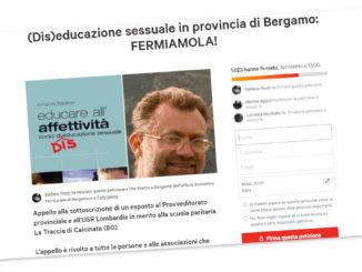 Petizione delle associazioni Lgbt contro la scuola paritaria La Traccia di Bergamo