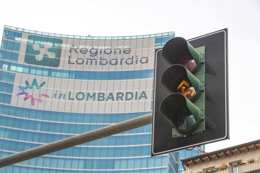 Lombardia, sede palazzo della Regione a Milano