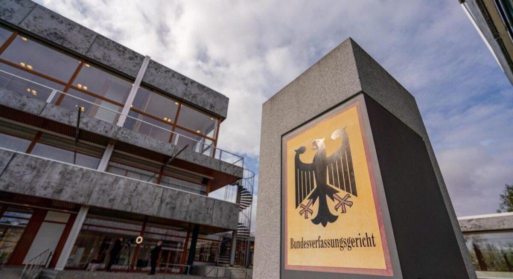 La Corte Costituzionale tedesca a Karlsruhe