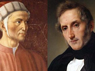 Dante Alighieri, Alessandro Manzoni