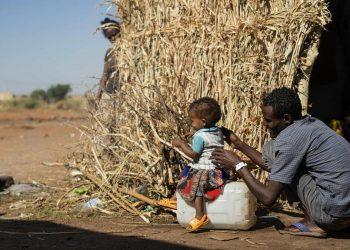 Tigrai, rifugiati in Sudan