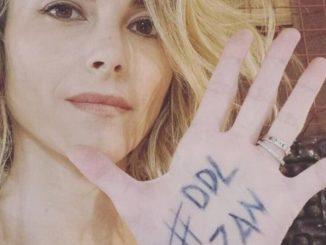 Francesca Fialdini appoggia su Instagram il ddl Zan