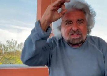 Grillo, il video in cui difende il figlio Ciro dall'accusa di stupro