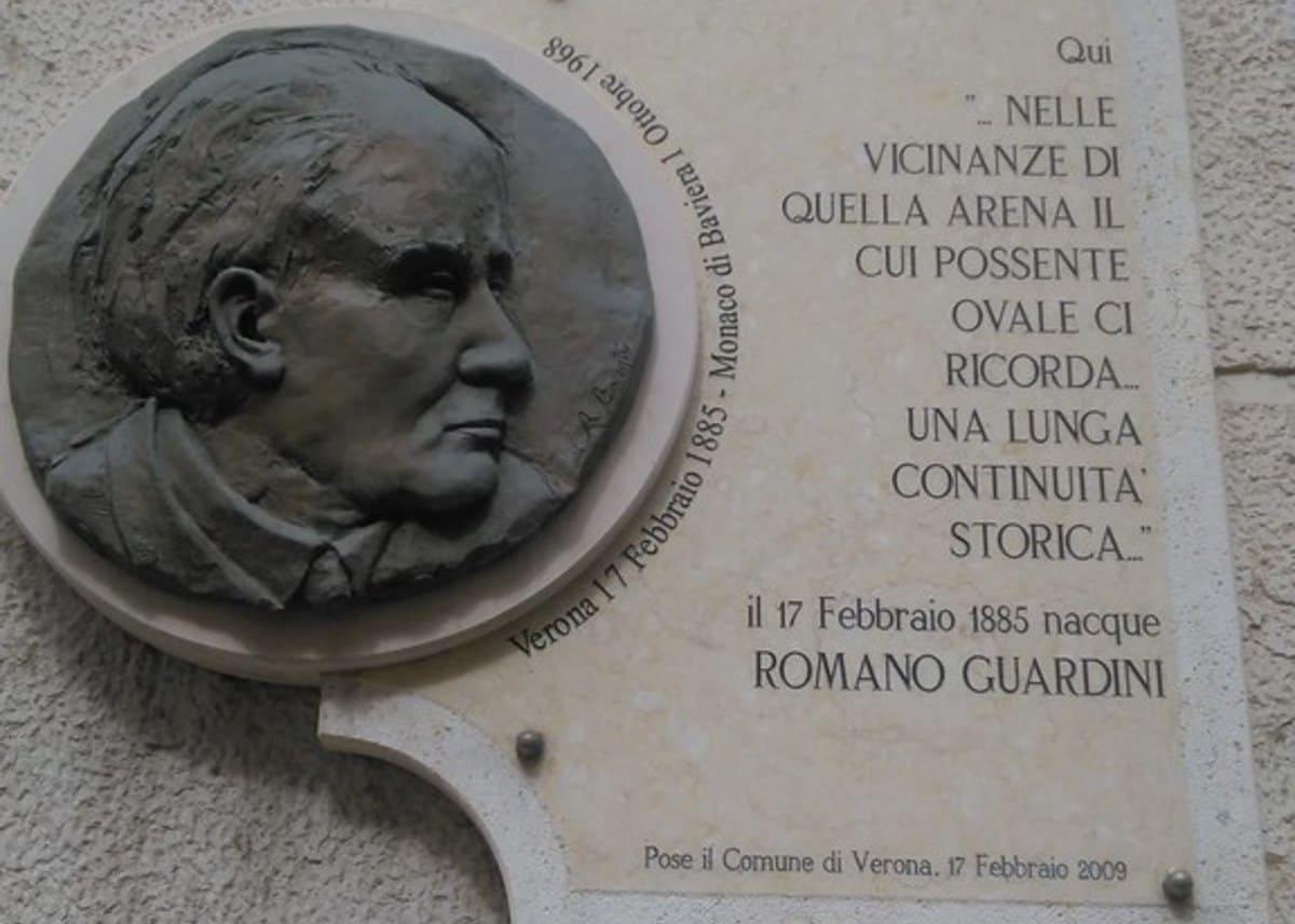 Romano Guardini, teologo cattolico