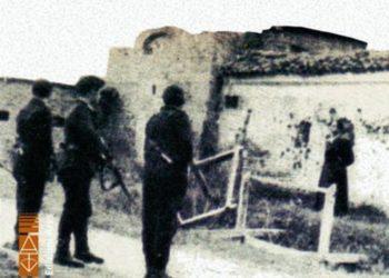 partigiani uccidono sacerdote