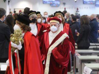 Magistratura, inaugurazione dell'anno giudiziario